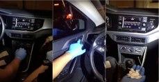 Polícia apreende carro com dispositivo avançado para esconder drogas