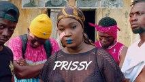 PRISSY LA DEGAMEUSE - J'ai pas VOULU (clip officiel)