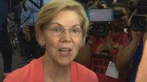 Warren gains on Biden, Sanders: Reuters/Ipsos