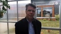 Pascal Goumain, candidat au Prix de l'entrepreneur EY