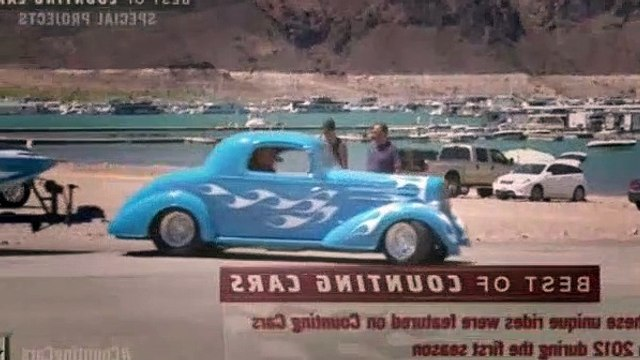 Counting Cars Season 4 Episode 25 Special Projects