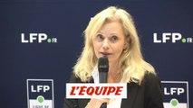 Nathalie Boy de la Tour «L'arrêt de matches n'est pas la solution idoine» - Foot - Homophobie - LFP