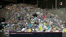 Traitement des déchets : l'île d'Yeu fait la guerre aux ordures ménagères
