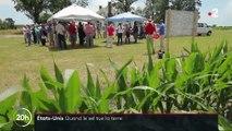 États-Unis : quand le sel dégrade les terres cultivables