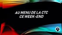 LE MENU DE LA CTC POUR CE WEEK END