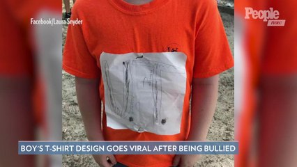University of Tennessee Has Already Sold More Than 16,000 Shirts Featuring Bullied Boy's Design
