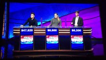 Jeopardy! Comic Book Superheroes on Final Jeopardy with James Holzhauer 11th Appearance (4/18/19)