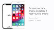 Comment transférer ses données vers un nouvel iPhone depuis son précédent iPhone - Assistance Apple