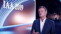 Mercedes-Benz IAA 2019 - Interview Markus Schäfer