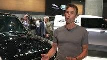 Land Rover at Frankfurt Motor Show 2019 - Kenton Cool, Mountaineer