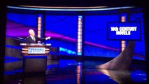 Jeopardy! European Cities on Final Jeopardy with James Holzhauer 19th Appearance (4/30/19)