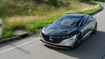 Die Highlights - Der Mercedes-Benz VISION EQS in Kurzform