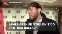 James Arthur Is A Hip-Hop Lover