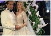 حفل زفاف الفنان أحمد فهمي وهنا الزاهد