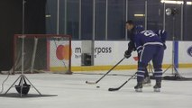 Canadian NHL teams report to camp
