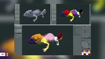 MIT Develops 'Chameleon' Ink That Can Change Colors Of Objects In An Instant