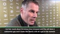 City remain Premier League title favourites - Carragher