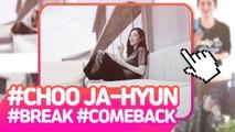 [Showbiz Korea] Today's PICstagram! Choo Ja-hyun (추자현) & Han Ji-hye (한지혜)