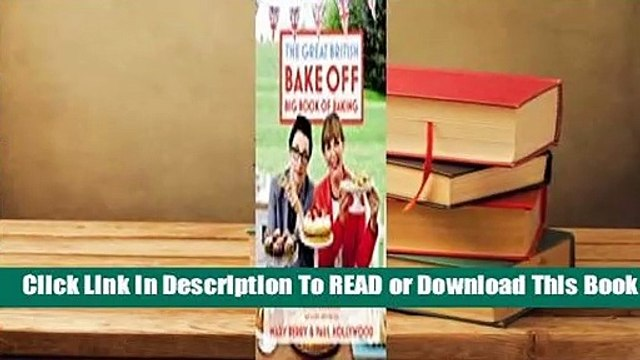 Online Great British Bake Off: Big Book of Baking  For Trial