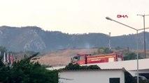 Kktc'de askeri bölgede art arda patlamalar meydana geldi - bölgeden gündüz görüntüleri