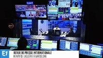 L'élimination des USA en quarts de finale de la coupe du monde de basket, le testament vert d'Angela Merkel et la manifestation indépendantiste font la Une de la presse américaine, allemande et espagnole
