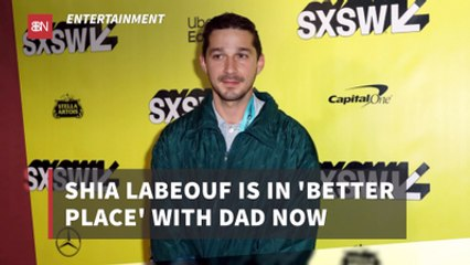 Shia LaBeouf Did Not Have An Ideal Childhood