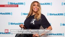 Wendy Williams Is A Busy Single Woman