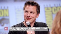John Barrowman's Christmas Music Is Coming To Town