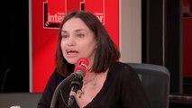 """Béatrice Dalle : """"Quand on a associé les mots 'délit' et 'solidarité', déjà c'était mauvais signe"""""""