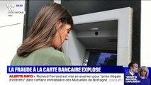 Les fraudes à la carte bancaire ont augmenté de 36% en France