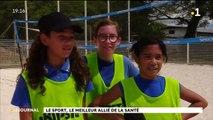 L'USSP incite les jeunes à faire du sport