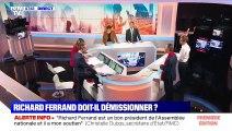L'édito de Christophe Barbier: Richard Ferrand doit-il démissionner ? - 12/09