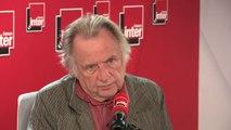 """Régis Debray : """"Nous avons une génération stendhalienne devant nous, et moi j'aimerais qu'on devienne un peu hugoliens"""""""
