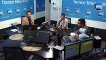 France Bleu Azur Matin - Dylan Bayard, Arbitre de football