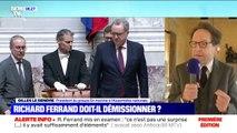Pour Gilles Le Gendre, Richard Ferrand doit rester président de l'Assemblée nationale