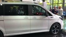 Mercedes EQV : notre vidéo du van électrique au Salon de Francfort
