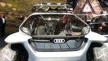 Audi AI:Trail Quattro : notre vidéo du concept électrique au Salon de Francfort