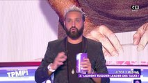VIDEO. La confidence de Cyril Hanouna sur l'avenir de Laurent Ruquier et ONPC sur France 2