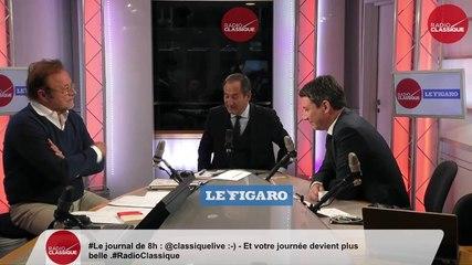 Benjamin Griveaux - L'invité politique Jeudi 12 septembre