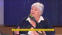 """Suppression de la taxe d'habitation : """"La commune sera remboursée à l'euro près"""", assure Jacqueline Gourault, ministre de la Cohésion des territoires"""