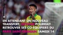 PSG : Neymar de retour, Anne Hidalgo lui met la pression