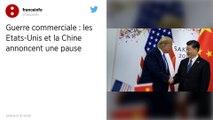"""Chine : Trump repousse la hausse d'une partie des tarifs douaniers """"en signe de bonne volonté"""""""
