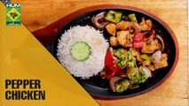 Tasty Pepper Chicken | Evening With Shireen | Masala TV Show | Shireen Anwar