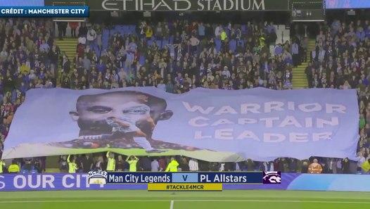 Manchester City : retour sur le jubilé de Vincent Kompany
