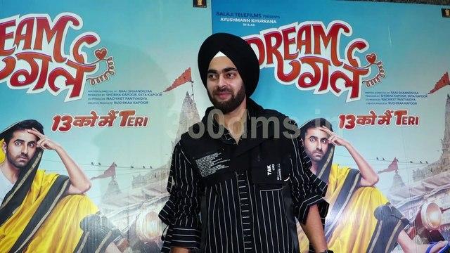 Bollywood Stars Attend Special Screening of Dream Girl Movie