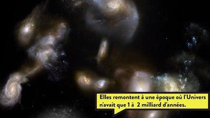 On a découvert des galaxies invisibles