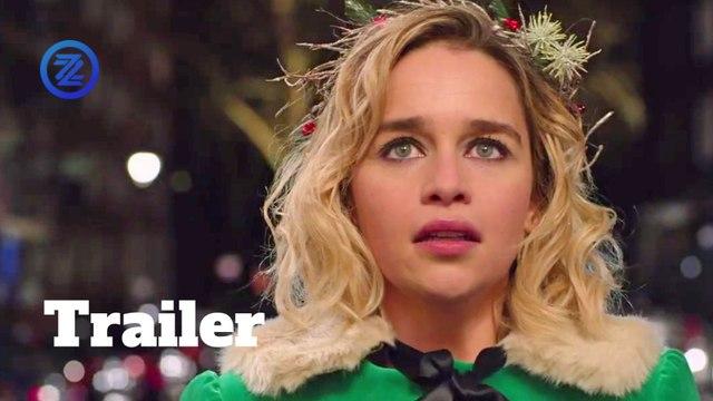 Last Christmas International Trailer #1 (2019) Emilia Clarke, Emma Thompson Romance Movie HD