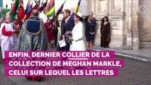 Meghan Markle : ces 7 bijoux qui ont une valeur sentimentale pour la duchesse