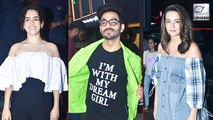 Bollywood Celebs At Dream Girl Movie Special Screening