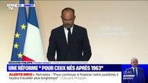 """Retraites: Édouard Philippe estime que le projet de loi sera voté """"d'ici l'été prochain"""""""